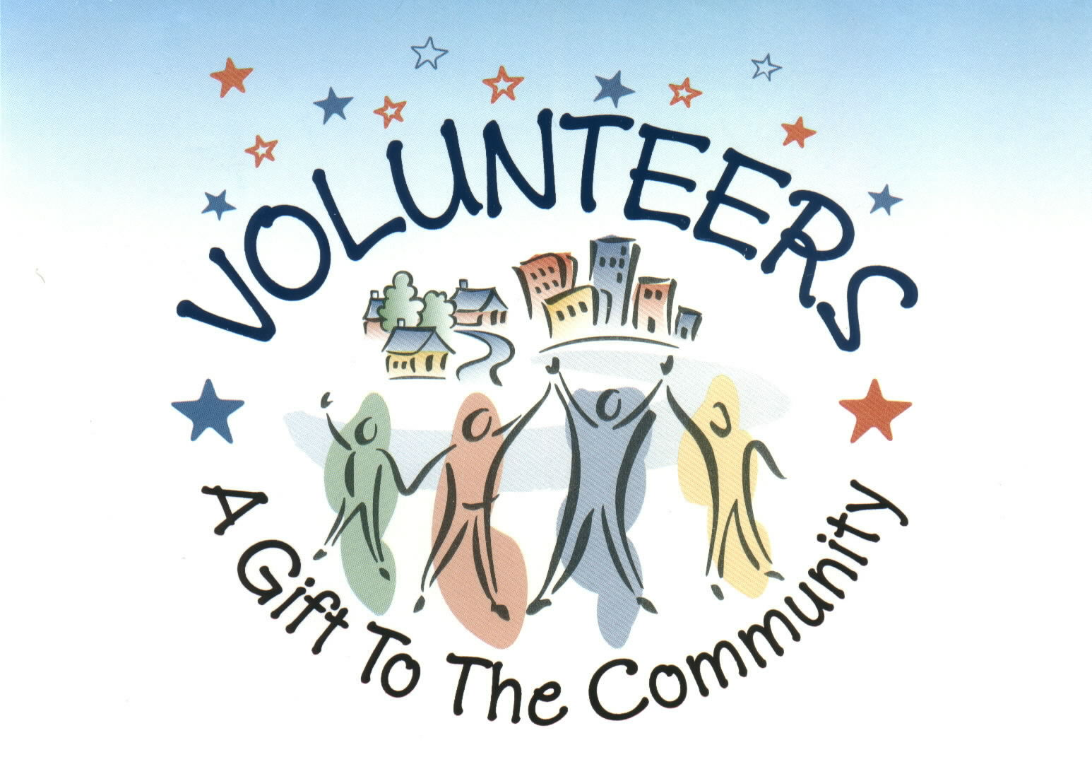 Volunteers-A Gift to the Community